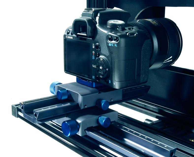 Le Rig low-cost de Ciné3D bientôt disponible Chariot-base