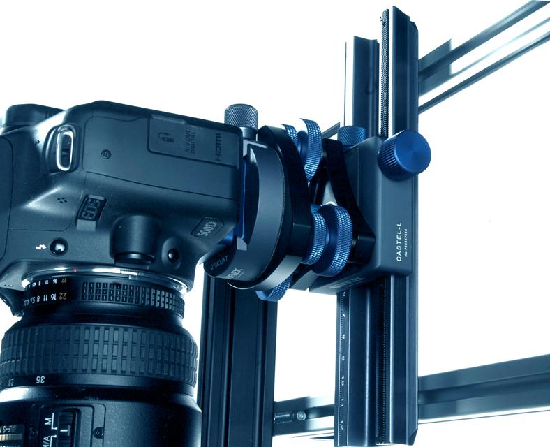 Le Rig low-cost de Ciné3D bientôt disponible Leveler